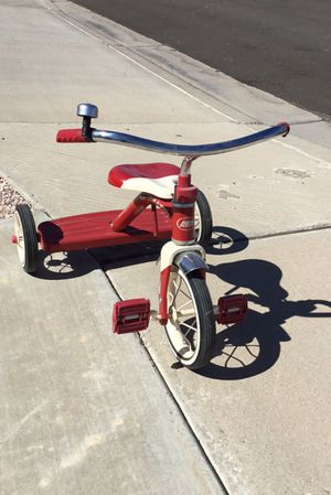 Radio flyer tricycle for Sale in Chandler, AZ