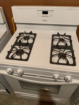 Whirlpool gas stove (appliance) for Sale in San Leandro, CA