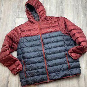 Eddie Bauer EB650 puffer jacket* men's xxl* great shape for Sale in Spokane, WA