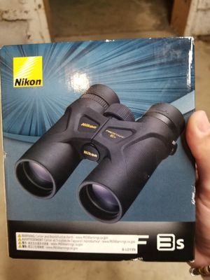 Nikon 10x42 3s bincoculars for Sale in Deerfield, OH