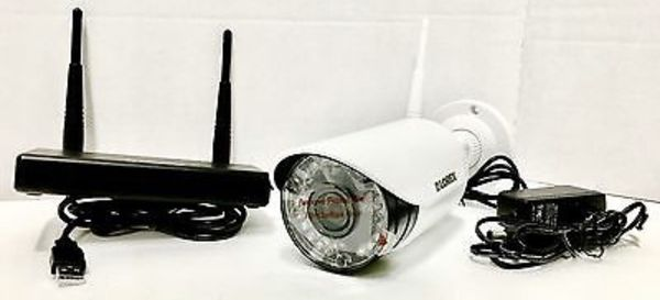Lorex wifi camera