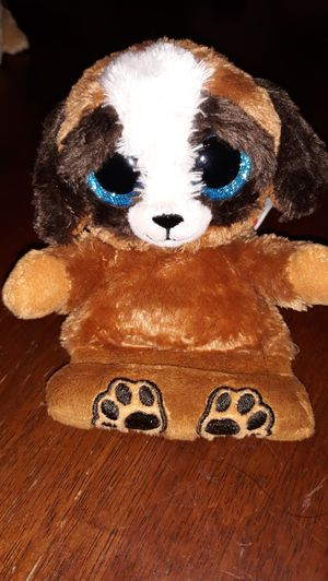 Ty Beanie Boo Cell Phone Holder Pups for Sale in Winston-Salem, NC