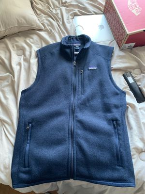 Patagonia LARGE SWEATER VEST for Sale in Berkeley, CA