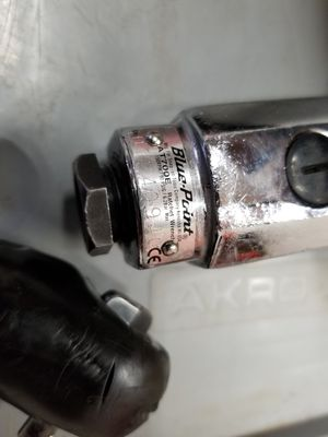 Blue Point 3/8 air wrench for Sale in Sandy, OR