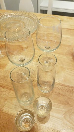 Wine Glass, Flutes & Shot Glasses for Sale in Manassas Park, VA