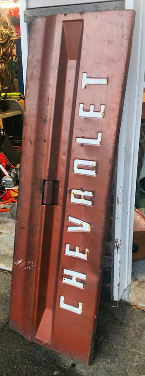 67 - 72 Chevy C10 / C20 tailgate for Sale in Tacoma, WA