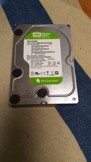 WD 3.5 hard drive 1.5 TB. for Sale in Rigby, ID