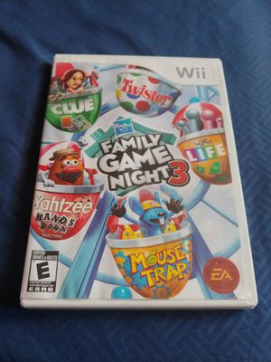 Family Game Night 3 for Sale in Anaheim, CA