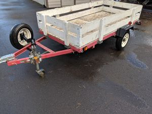 4x8 trailer for Sale in Clackamas, OR