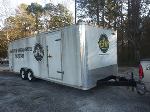 2006 Covington Cycle Enclosed Trailer for Sale in Lawrenceville, GA