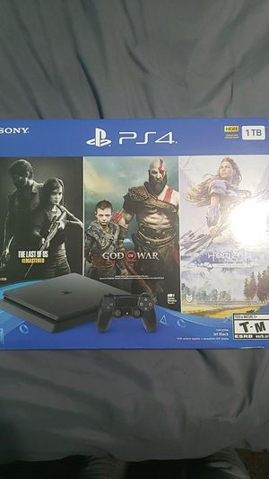 PlayStation 4 for Sale in North Las Vegas, NV