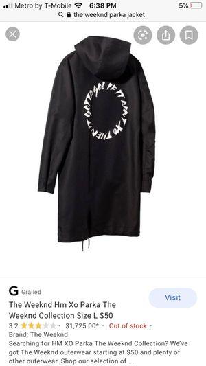 Fresh Parka Jacket for Sale in Pasadena, TX