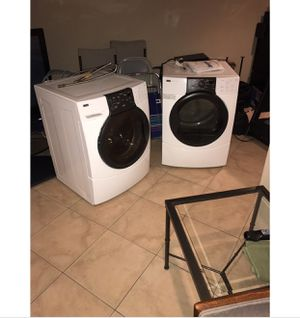 KENMORE ELITE SMART WASHER MACHINE AND GAS DRYER for Sale in Washington, DC