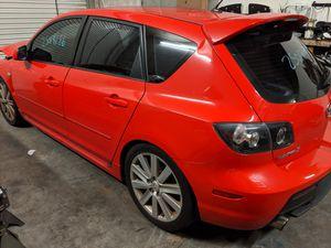 2007 Mazda Speed3 for parts for Sale in Punta Gorda, FL