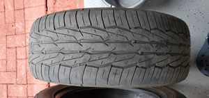3 used tires 215/55R17 Toyo Extensa for Sale in Doral, FL