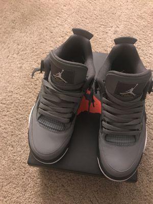 Air Jordan Retro 4 Size 7 for Sale in Tampa, FL