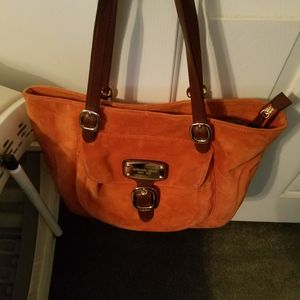 MK authentic suede {url removed} very good cond.smk free home. for Sale in TN, US