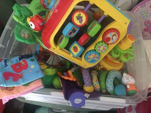 Kids toys from newborn to 3years for Sale in Compton, CA