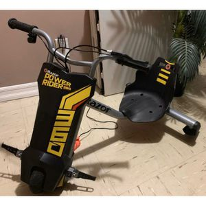 Razor power rider 360 electric tricycle for Sale in The Bronx, NY