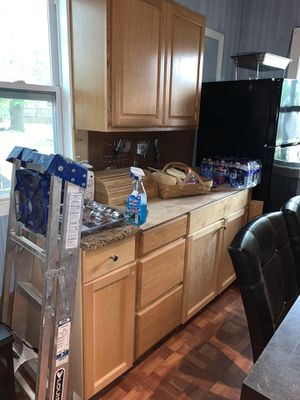 FREE CABINET SET for Sale in Woburn, MA