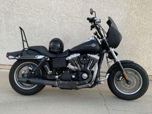 08 Harley Davidson Dyna for Sale in Garden Grove, CA