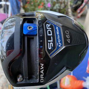 Left Handed Taylor Made SLDR driver Golf Club for Sale in Longwood, FL