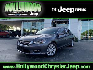 2014 Honda Accord Sedan for Sale in Hollywood, FL