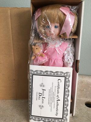 Joyce Lynn Porcelain Collector Doll for Sale in Sarasota, FL