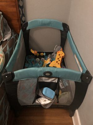 Graco play and go for Sale in Peoria, IL