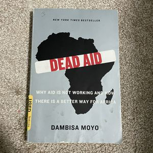Dead Aid By Dambisa Moyo for Sale in Cary, NC