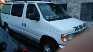Ford e 350 van great engine for Sale in Lynn, MA