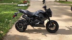 2018 Boom 2000w Electric Motorcycle for Sale in St. Charles, IL