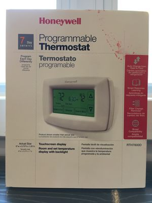 New in box Programmable Thermostat for Sale in Sterling, VA