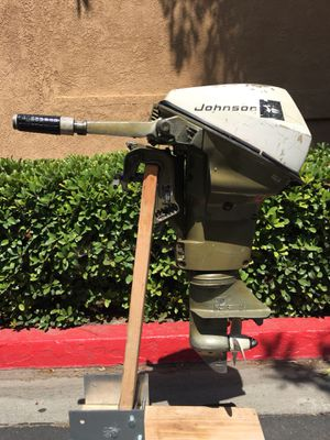 JOHNSON 9.5HP for Sale in Placentia, CA