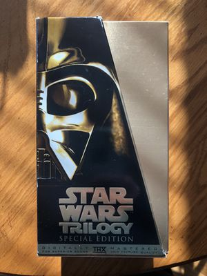 Star Wars Special Edition VHS Box Set for Sale in St. Cloud, MN