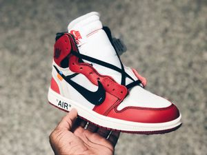 """Off-White X Jordan """"Chicago 1's"""" for Sale in Chicago, IL"""