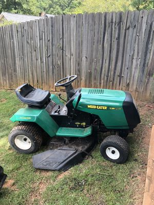 Riding lawn mower Weed eater for Sale in Stockbridge, GA