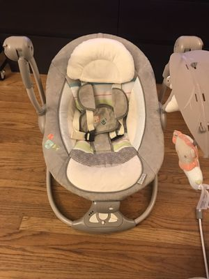 Ingenuity Baby Slimfold Swing & Seat in One for Sale in Richmond, CA