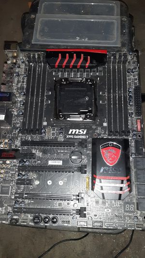 New msi motherboard for Sale in Riverside, CA