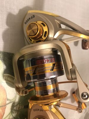 Fishing reel$30 or 2 for $50 for Sale in Fresno, CA