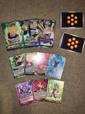 DragonBall Z Cards for Sale in Vacaville, CA