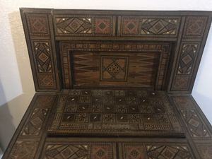 Antique Game Table for Sale in Whitehall, OH
