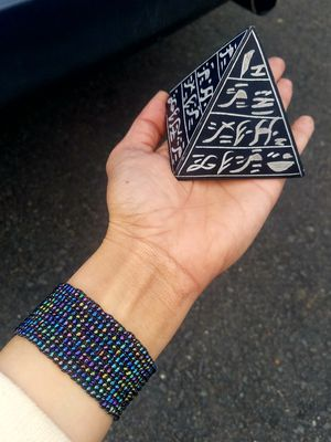 Pyramid Paper Weight for Sale in Fairfax, VA