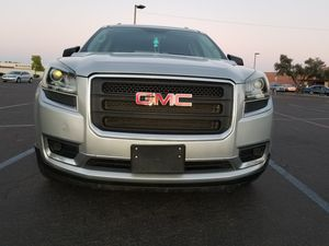 GMC acadia ,clean title ,clean carfax,100xxx miles ,super clean for Sale in Glendale, AZ