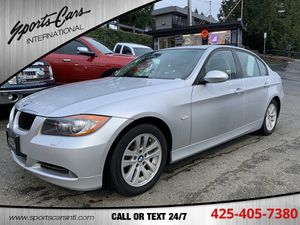 2007 BMW 328xi for Sale in Bothell, WA