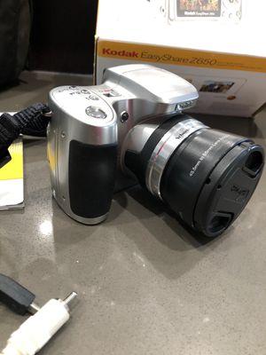 Kodak EasyShare Z650 Zoom Digital Camera 6.1 mo 10X Zoom for Sale in Palm Coast, FL