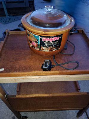Pokey pot 3.5 slow cooker for Sale in Elk Grove, CA