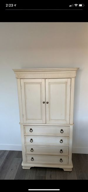 Armoire/ chest for Sale in Lincoln, CA