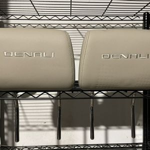 GMC Acadia Denali Headrests Never Used for Sale in Weston, FL