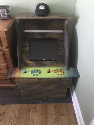 "Multiplayer Arcade Machine with ""Mario Kart"" for Sale in Winder, GA"